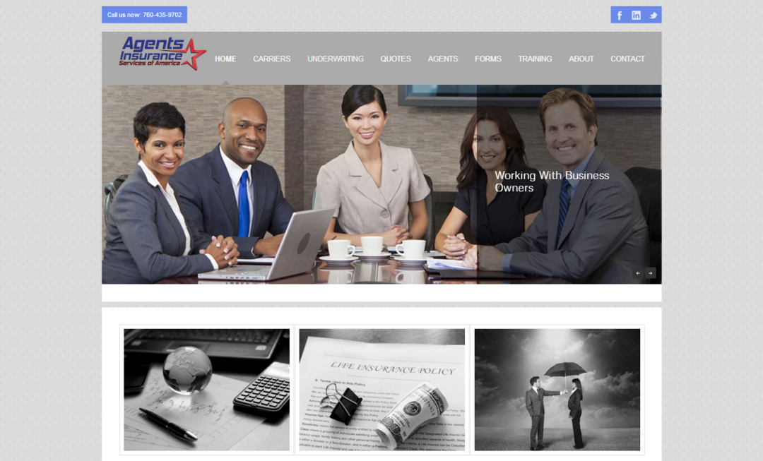 Agents Insurance Services of America