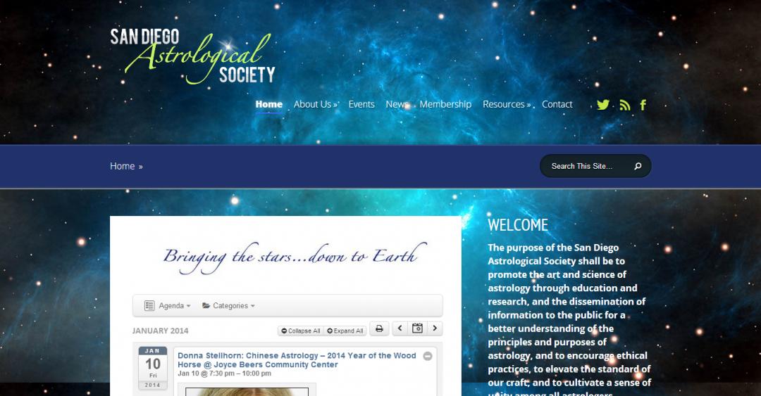 San Diego Astrological Society