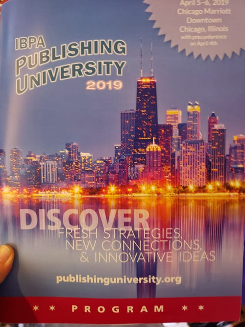 Publishing University 2019 Recap